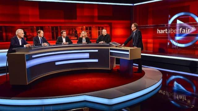 TV-Kritik hart aber fair: Sozialer Sprengstoff Wohnungsmarkt