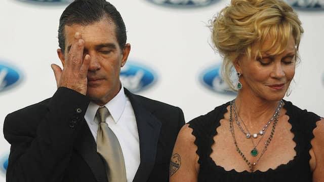 Ließen sich nach 18 gemeinsamen Jahren scheiden: Antonio Banderas und Melanie Griffith