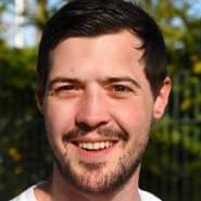 Tobias Müller, 25 Jahre, studiert an der Hochschule Mainz im 5. Semester Angewandte Informatik