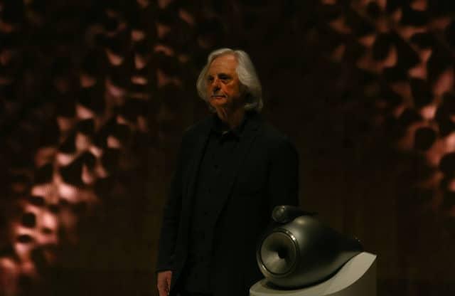 Labelchef: ECM-Gründer Manfred Eicher in der Elbphilharmonie.