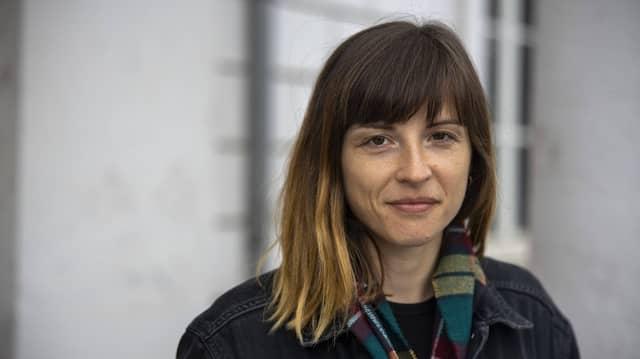Auf der Shortlist für den Deutschen Buchpreis: Dorothee Elmiger
