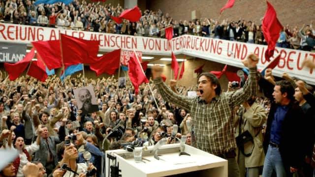Die Manie der Revolte: Sebastian Blomberg als Rudi Dutschke