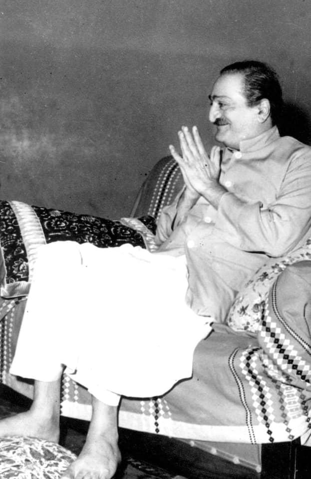 Indischer Mystiker, der die letzten 44 Jahre seines Lebens schwieg: Meher Baba