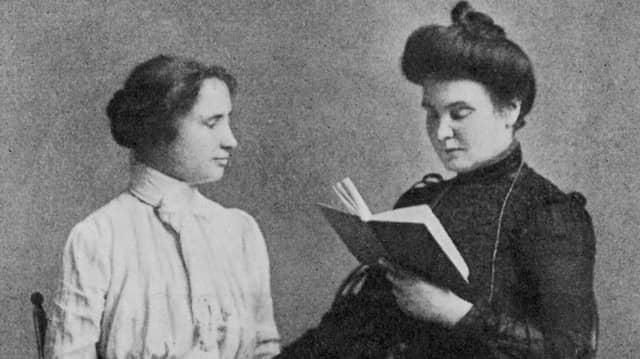 Was kann ein taubblindes Mädchen schon von der Welt wissen? Im Fall von Helen Keller: Eine ganze Menge.