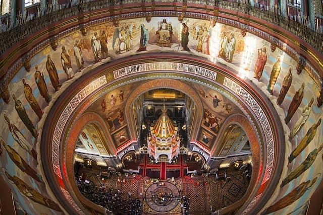 Der Einfluss der orthodoxen Kirche in Russland ist enorm. Die Zahl der Gotteshäuser wächst stetig.