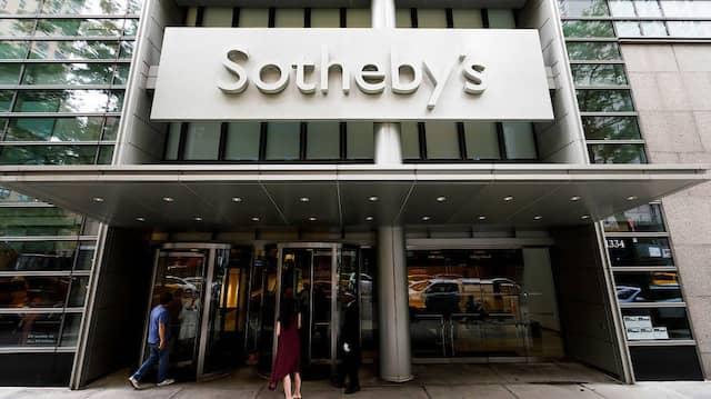 Sotheby's im Netz: Seit Ende April wird die Webseite des Auktionshauses zu einem Online-Shop für Kunst.