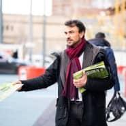 Die Wahl in Lyon hat er gewonnen, und jetzt legt er los: Grégory Doucet von den französischen Grünen.