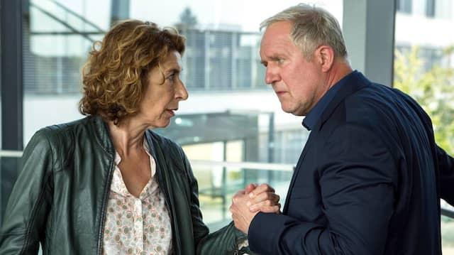 Partner in crime: Adele Neuhauser und Harald Krassnitzer sind als Kommissare vom Dienst in Wien unerreicht.