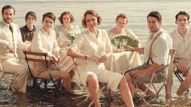Gestatten, Familie Durrell: English Breakfast sieht anders aus.