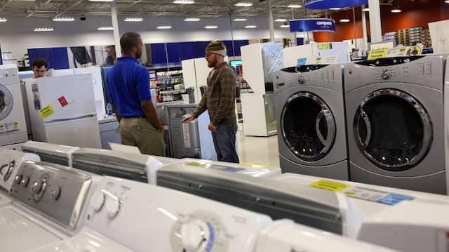 Südkoreanische Waschmaschinen könnten aufgrund der Zölle in Amerika bald teurer werden.