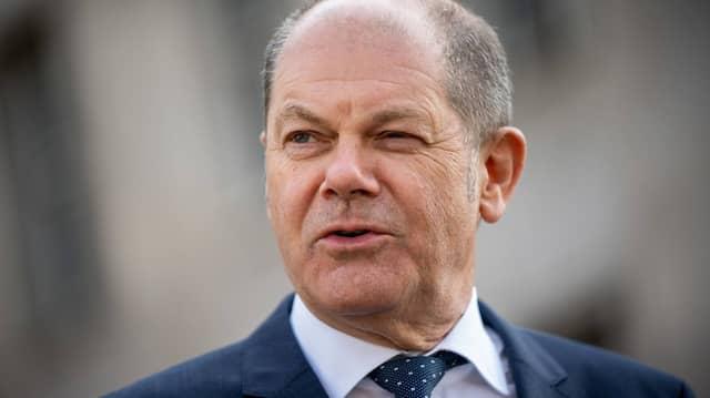 Bundesfinanzminister Olaf Scholz hat's nicht so mit privaten Aktieninvestitionen.