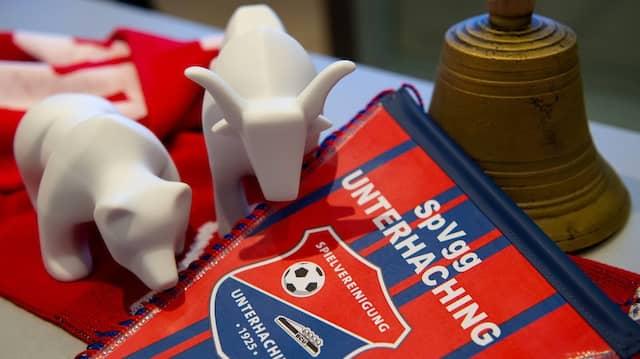 Der Fußballklub Unterhaching verliert in der Corona-Krise seinen Hauptsponsor.