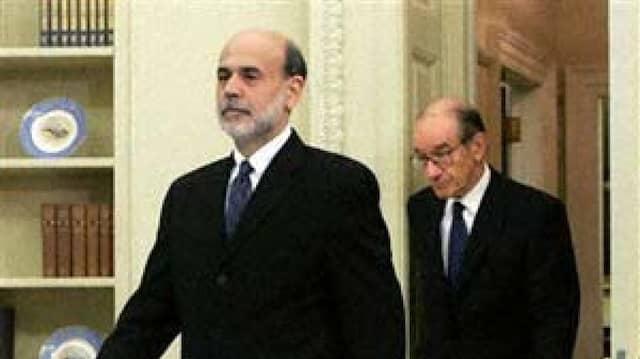 Bernanke und Greenspan: Gleicher Stil, gleiche Richtung?