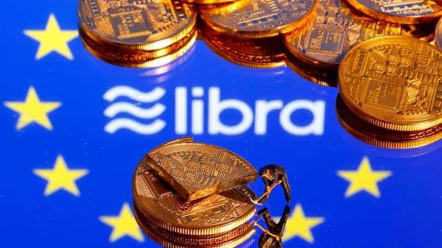 Das Digitalgeldprojekt Libra treibt die Notenbanken um.
