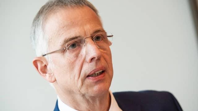 Andreas Krautscheid, Hauptgeschäftsführer des Bundesverbands deutscher Banken (BdB)