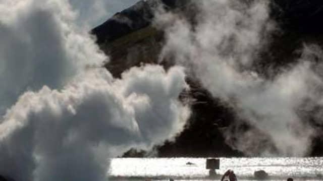 Ölpreisschock? In Island wird es auch ohne Öl warm.