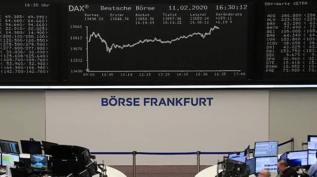 börse frankfurt kurse