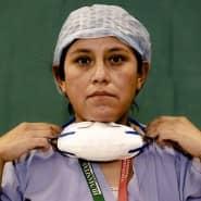 Ana Travezano, 39, Krankenschwester