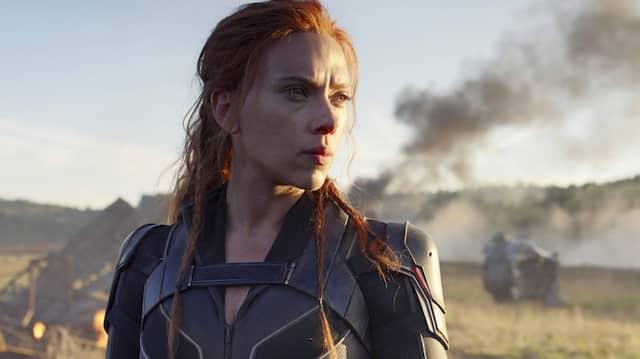 """Abschied von einer Superheldin: Scarlett Johansson als """"Black Widow"""""""