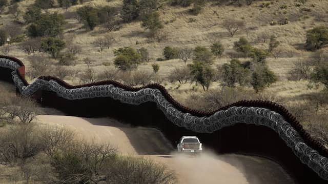 Im Grenzgebiet zwischen Mexiko und den Vereinigten Staaten kommt es immer wieder zu Kämpfen zwischen Drogenkartellen
