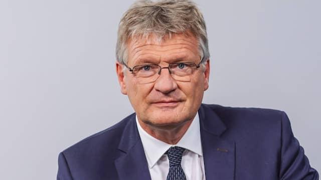Ziel der Ermittlungen: Jörg Meuthen, Bundessprecher der AfD