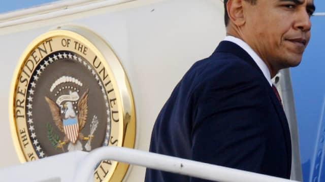 Das Konjunkturpaket wird zu Obamas erster Bewährungsprobe: Die Republikaner sperren sich