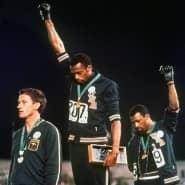 Protest bei Olympia 1968: Mensch sein kostet