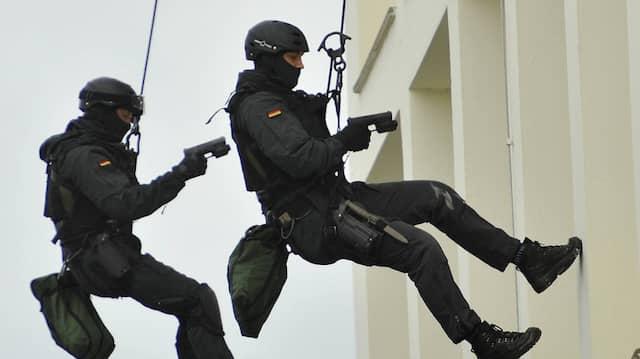 Terrorismus Bekampfung Elite Truppe Gsg9 Soll Wachsen Taz De 13