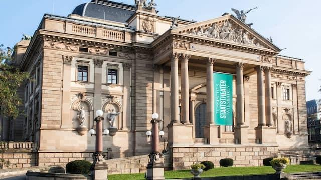 Bald ohne Laufenberg: das Staatstheater Wiesbaden