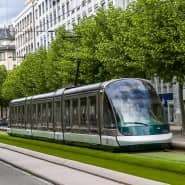 Vorbild für Citybahn-Befürworter: die Straßenbahn in Straßburg