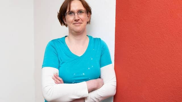 Offener Umgang: Stephanie Held möchte anderen MS-Kranken Mut machen.