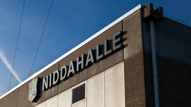 Große Last: Die Niddahalle der SG Nied.