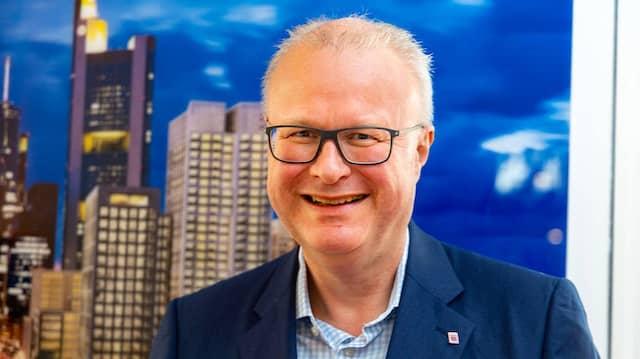 Erfreut: Finanzminister Schäfer darf mit deutlich mehr Geld aus dem Finanzausgleich der Länder rechnen