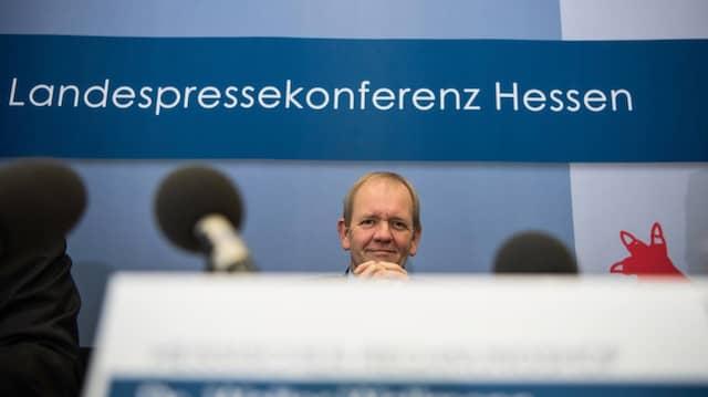 Walter Wallmann: Der Präsident des Landesrechnungshofs sorgt mit seinem Vorschlag für Aufregung in hessischen Gemeinden.