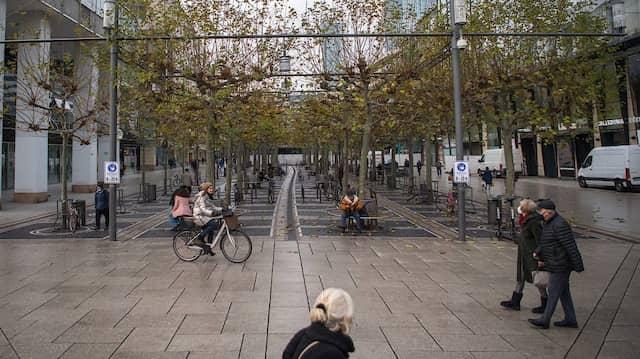 Zunehmender Leerstand: Der Frankfurter Einkaufsstraße Zeil steht ein Wandel bevor.