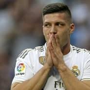 Luka Jovic könnte Real Madrid schon bald wieder verlassen.