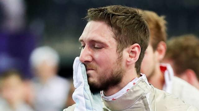 Athleten-Vertreter wie Max Hartung wollen nicht mitgestalten.