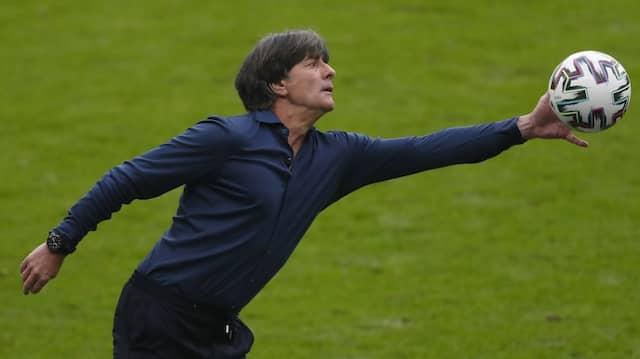 Aus und vorbei: Die Ära von Bundestrainer Joachim Löw endet in London.