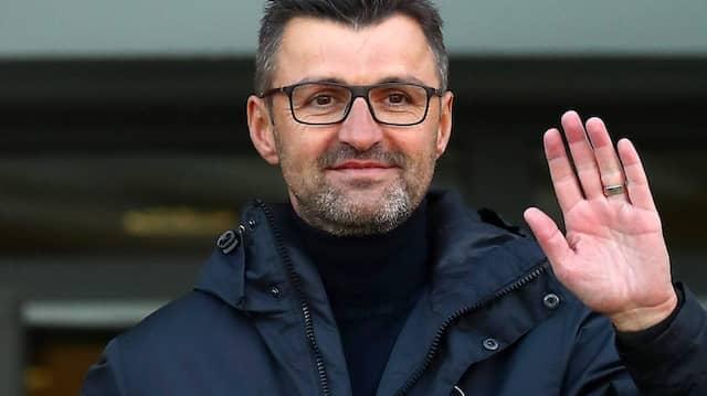 Auf Wiedersehen: Trainer Michael Köllner muss beim 1. FC Nürnberg gehen.