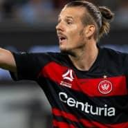 Es geht wieder Richtung Frankfurt: Alexander Meier beendet das Kapitel Australien.