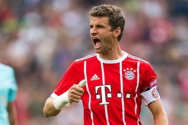 Thomas Müller zeigt sich in der Vorbereitung in guter Frühform.