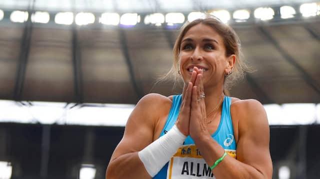 Für das sportliche Glanzlicht sorgt Valarie Allman: Mit 71,16 Metern wirft die Diskuswerferin eine Weltjahresbestleistung.