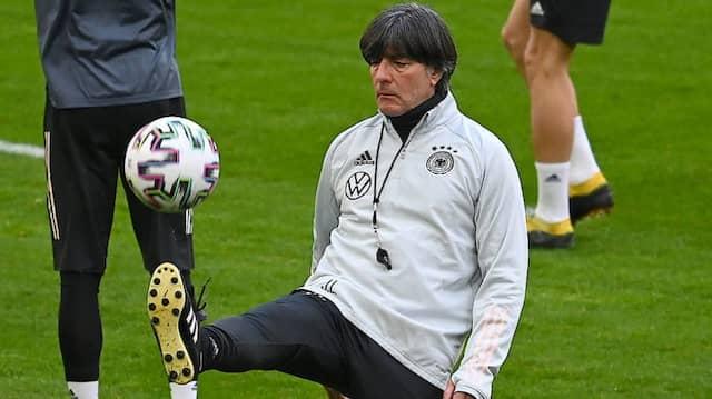 Schafft er die Wende? Löw will sich erfolgreich von der Nationalmannschaft verabschieden.