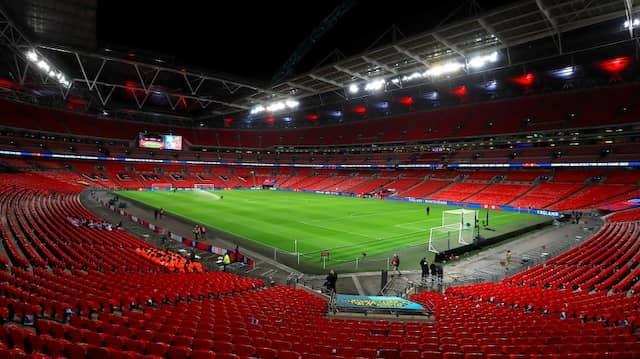 Zum Achtelfinale ins Wembley-Stadion