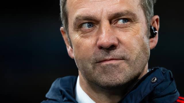 Der neue starke Mann im sportlichen Bereich des FC Bayern: Trainer Hansi Flick