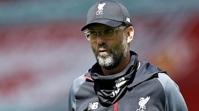 Klare Meinung: Liverpools Trainer Jürgen Klopp