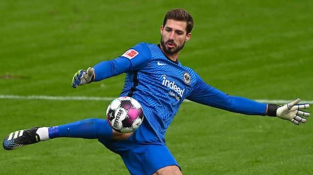 Kevin Trapp ist der Ruhepol bei Eintracht Frankfurt.