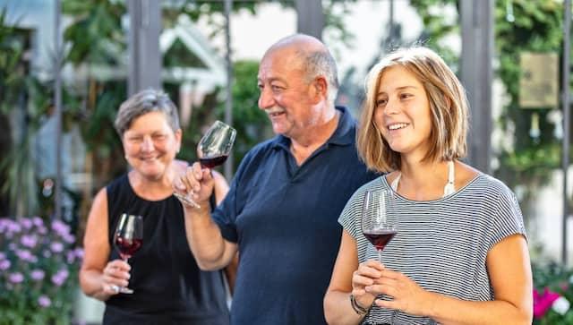 Alles Familiensache: Weingut Glaser-Himmelstoss