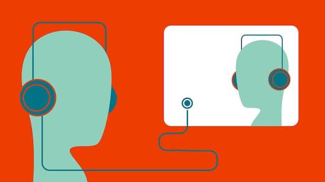 Konferenzen werden überall digital, da braucht es ein bequemes Headset.