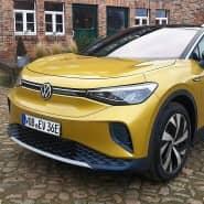 Das zweite vollelektrische Modell von VW: der ID 4